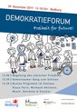 Demokratieforum 2019
